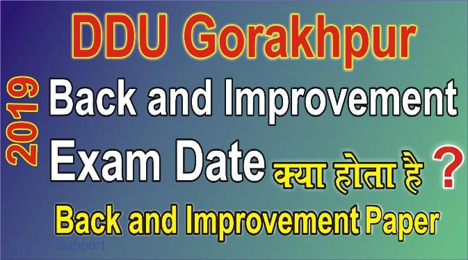 DDU Back Paper 2019