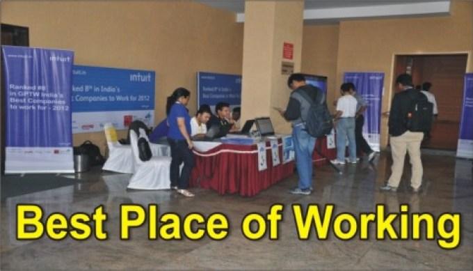 Best Companies Vestige for Working