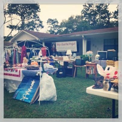 HQO Project Yard Sale
