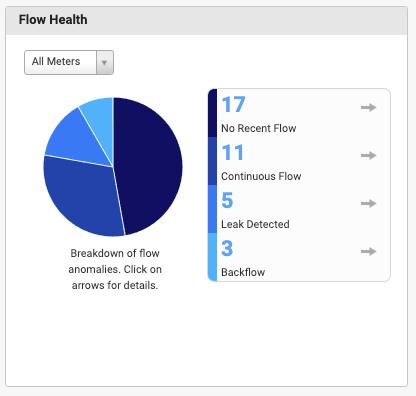 Flow Health Module Leaks Detected