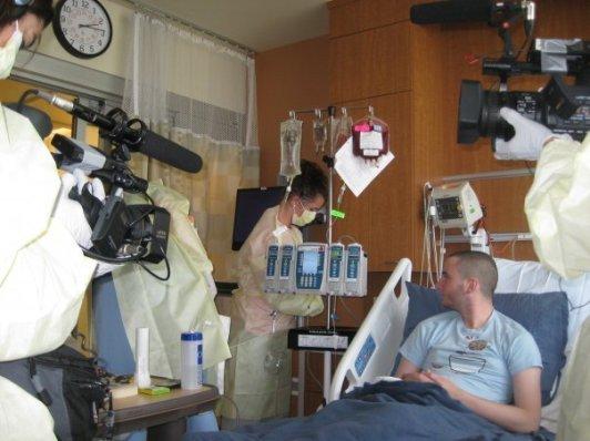 MTV True Life Filming