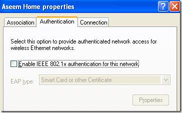 error koneksi