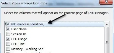process identifier