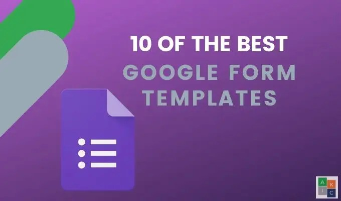 Project change request project name: The 10 Best Google Forms Templates