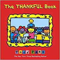 Picture Book Resource About Thankfulness