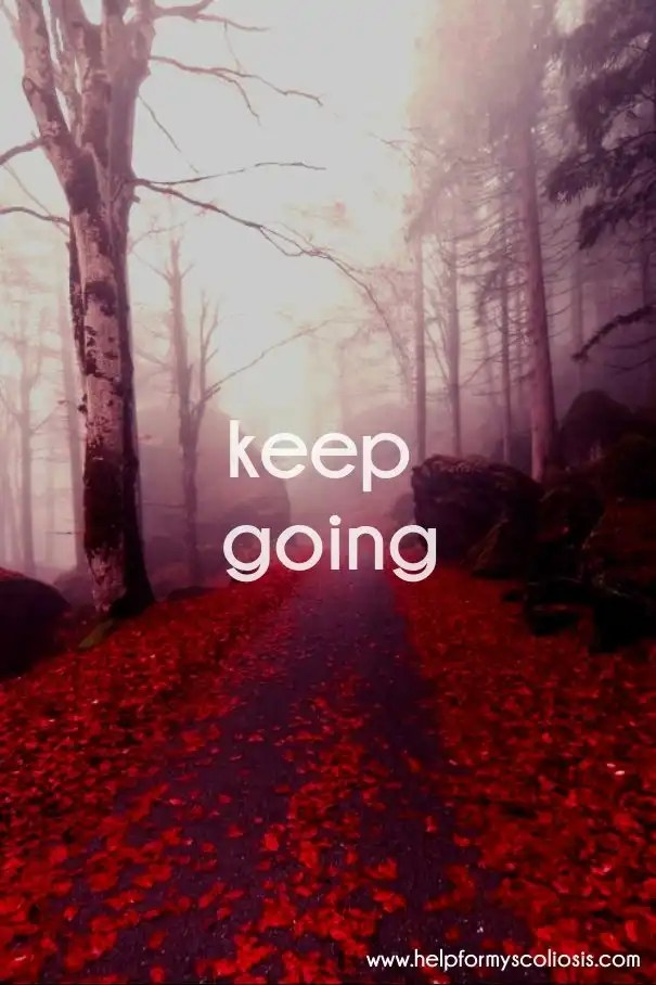 scoliosis-quote-keep-going