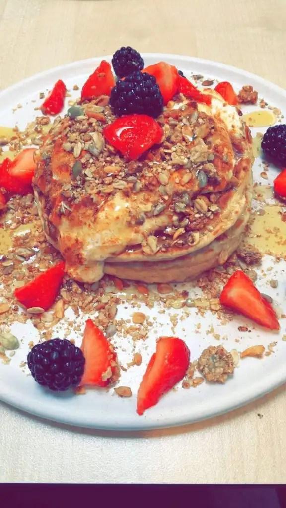 4 Days in Amsterdam - Pancakes