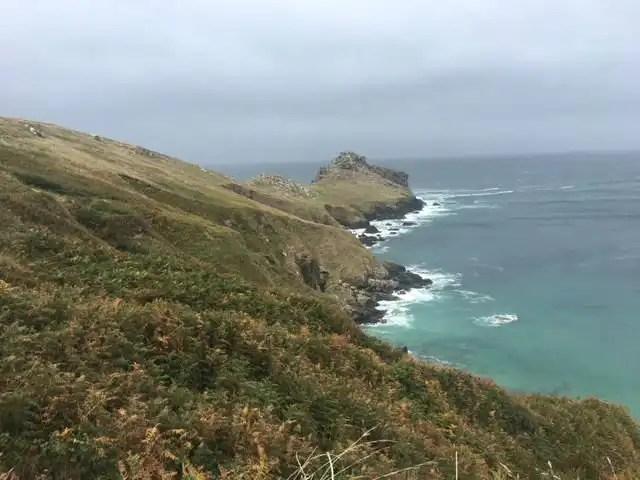 South West Coast Path - Gurnards Head