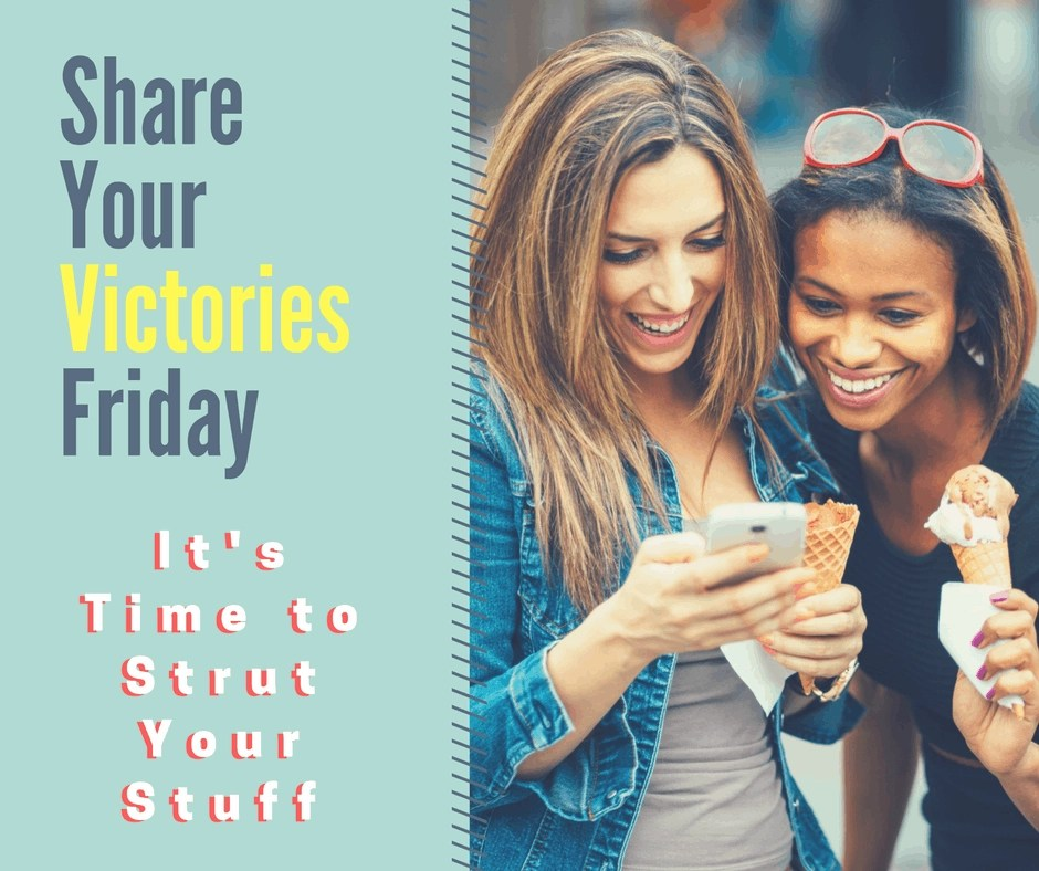 Help for New Bloggers Victory Friday Image Bloggers helping bloggers