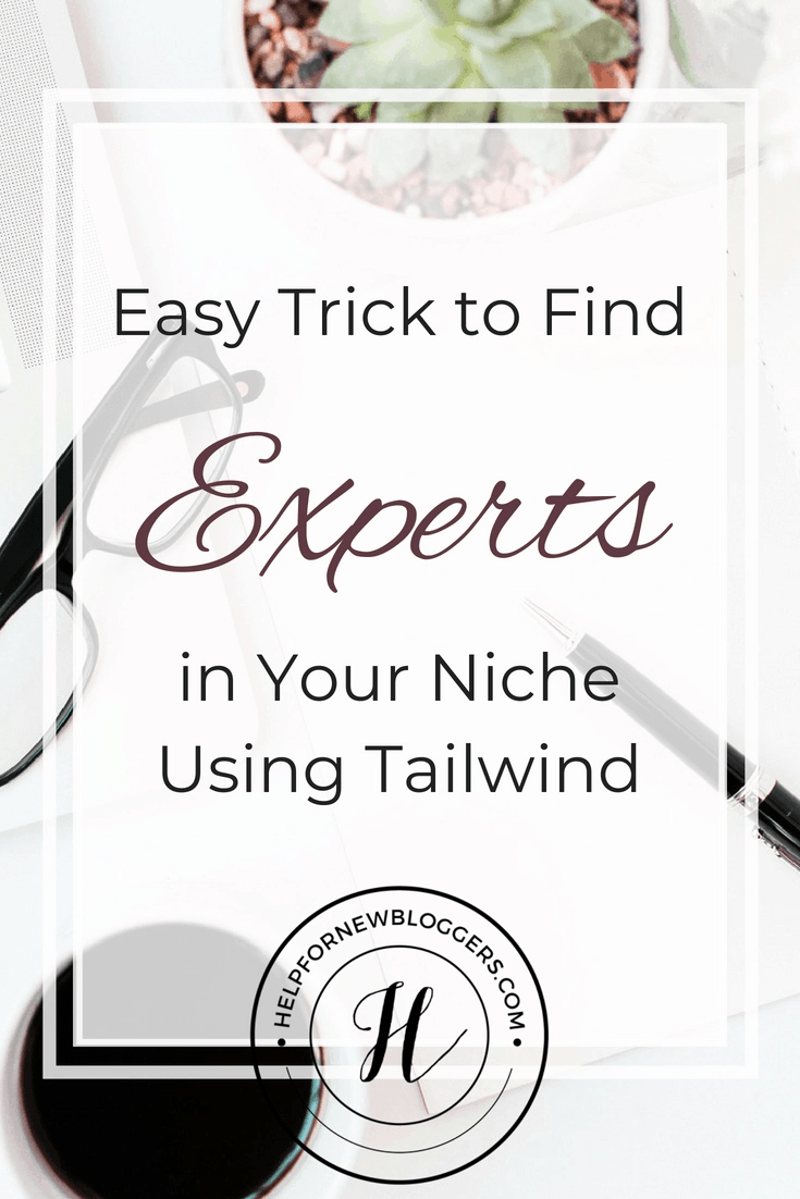 I've found a great trick to find the EXPERTS in your niche using Tailwind Tribes