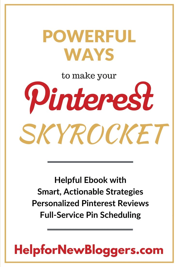 I've got some powerful ways to help your Pinterest account skyrocket