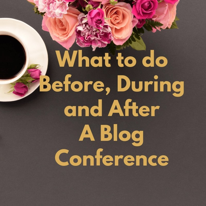 Attending a Blog Conference