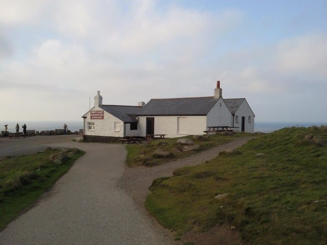 First & Last House, Land's End