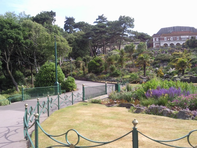 Bournemouth Lower Gardens - a formal civic park