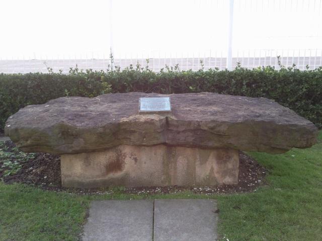 Conqueror's Stone