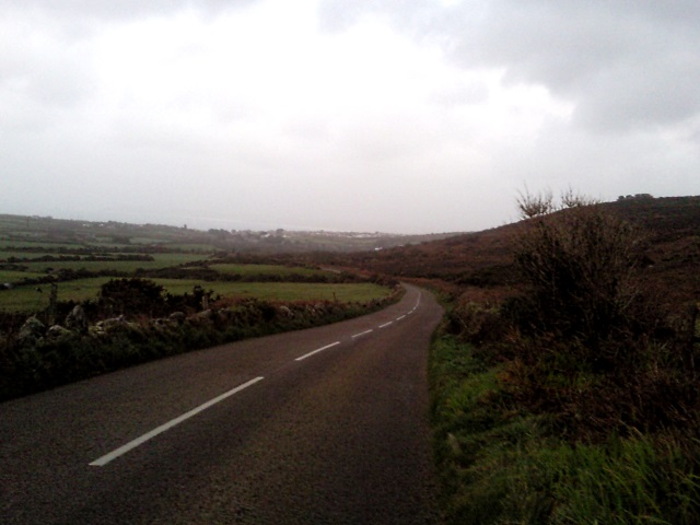 Road to St Ives