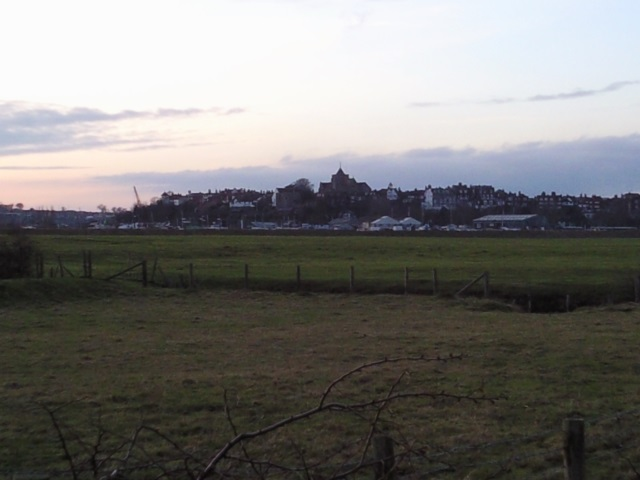 Rye looming on the horizon