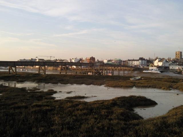 Shoreham Footbridge