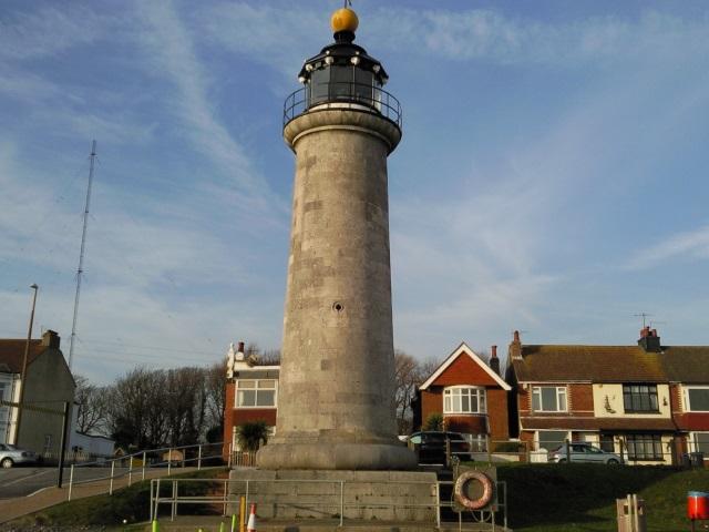 Shoreham Harbour Light