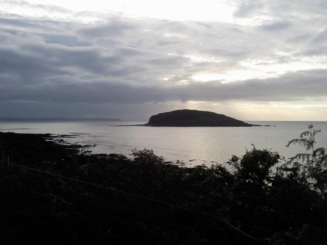 St George's Island aka Looe Island