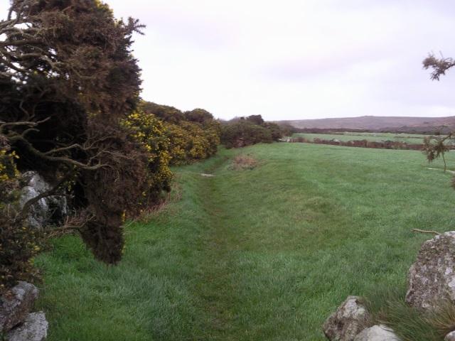 Zennor Coffin Path