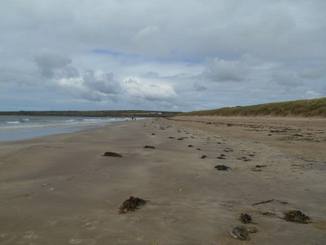 Traeth Mawr - an empty beach