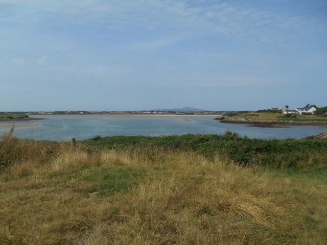 View near Afon Cleifiog