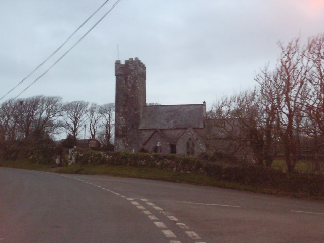 St. Michael and All Angels, Bosherston