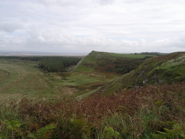 Cwm Ivy Tor, as seen from Hills Tor