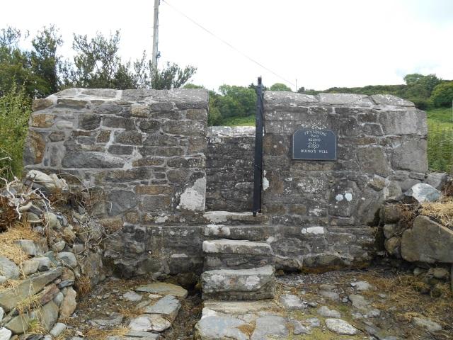 St Beuno's Well - exterior