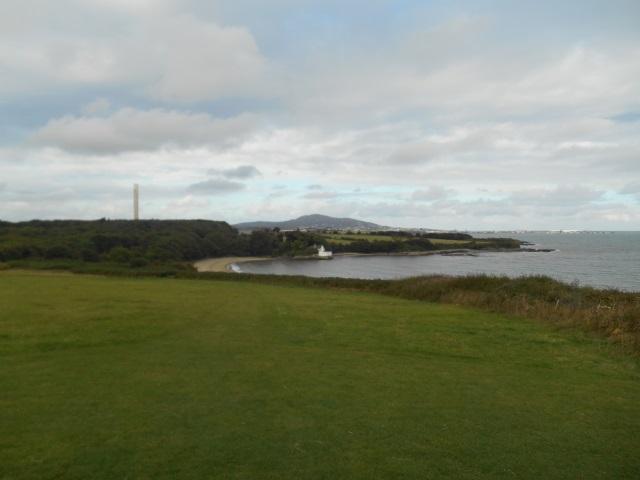 View back from Gorsedd-y-Penrhyn