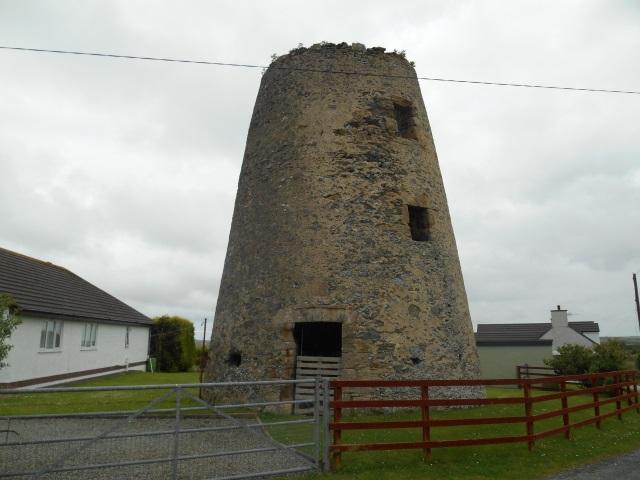Hermon Windmill (ruin)