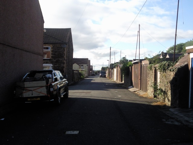 Margam backstreets