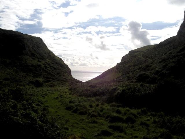Mewslade Bay
