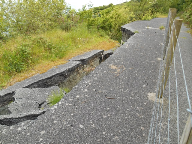 Old road to Rhiw