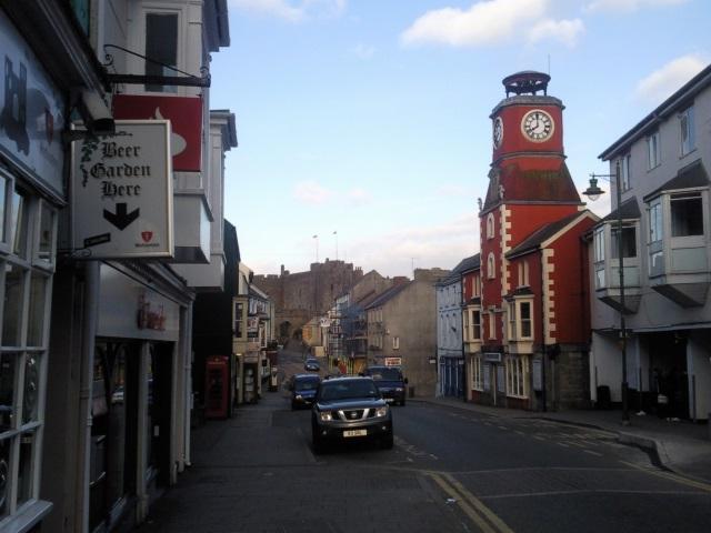 Main Street, Pembroke