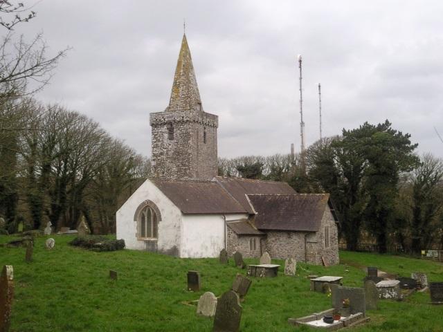 St Mary's Church, Pwllcrochan