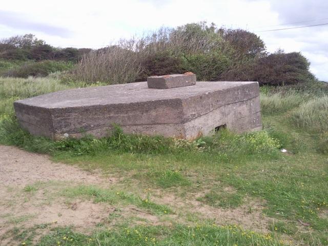Pillbox, Sand Bay