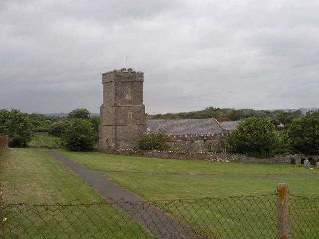St Mary's, Berrow