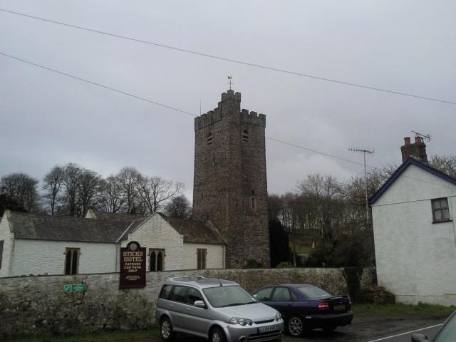 Church of St Ysteffan