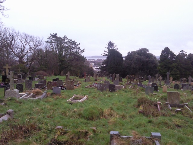 Tenby Town Cemetery