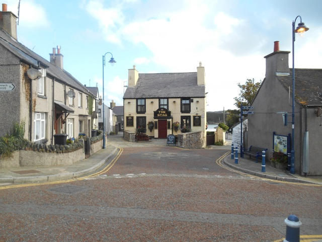 The Stag, Cemaes