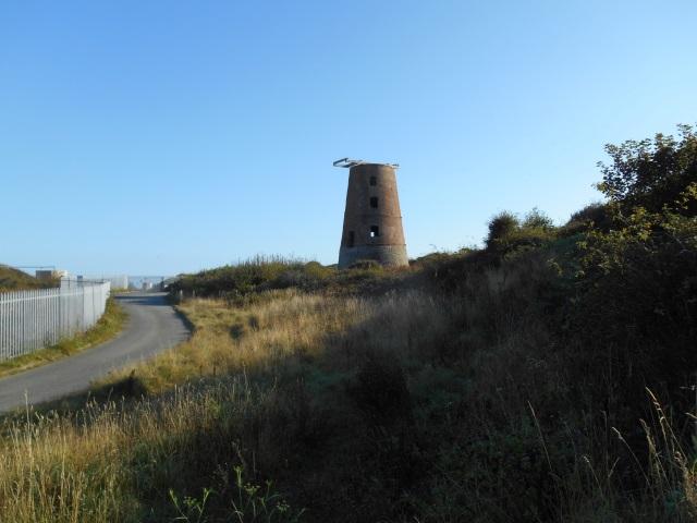 Amlwch Port Windmill