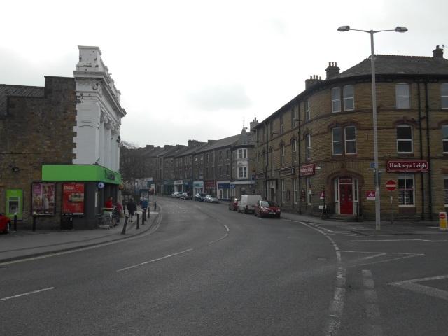 Carnforth Market Street
