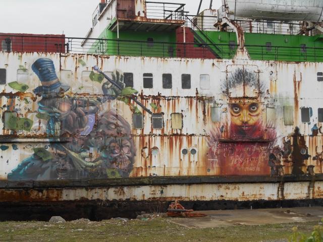 Duke of Lancaster murals