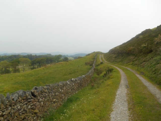 Path out of Foxfield