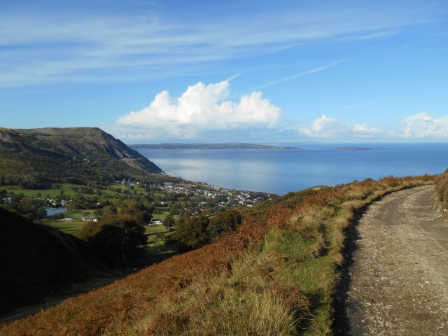 Penmaenmawr, Anglesey & Puffin Island