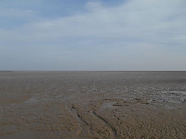 Preesall Sands