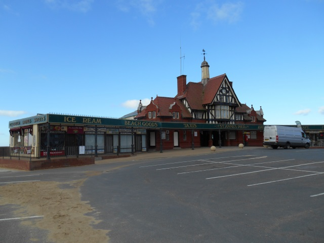 St Anne's Pier entrance