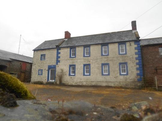 Anthorn farmhouse
